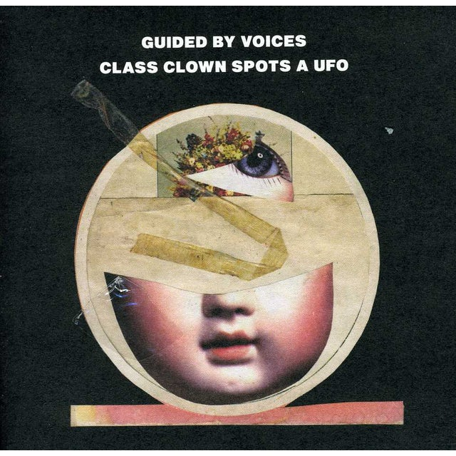 Guided By Voices CLASS CLOWN SPOTS A UFO CD
