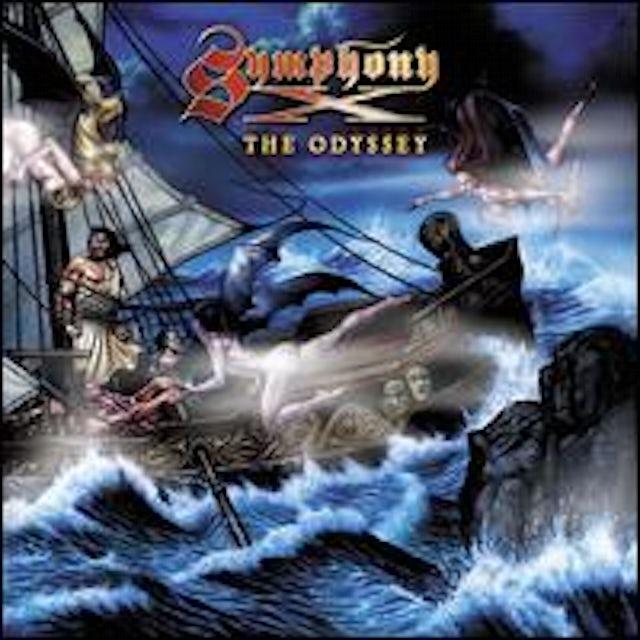Symphony X ODYSSEY Vinyl Record