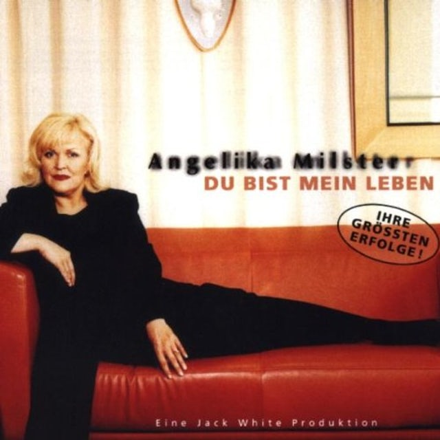 Angelika Milster DU BIST MEIN LEBEN CD