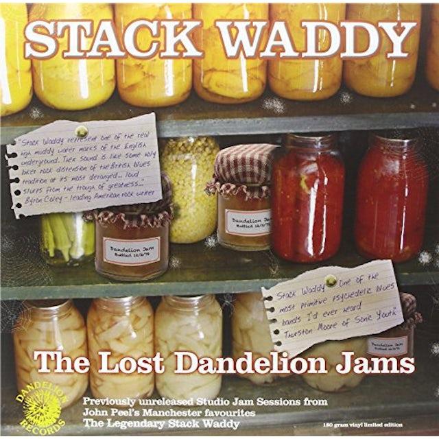 Stack Waddy LOST DANDELION JAMS Vinyl Record