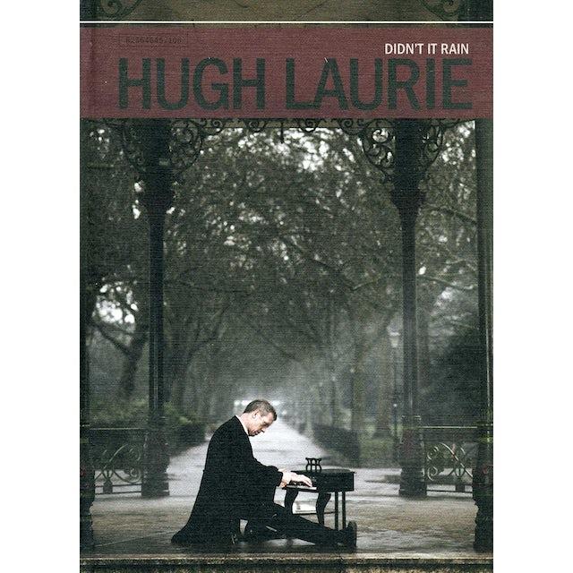 Hugh Laurie DIDN'T IT RAIN: LIMITED DIGIBOOK CD