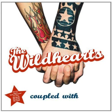 The Wildhearts COUPLED WITH Vinyl Record