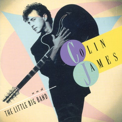 Colin James LITTLE BIG BAND CD