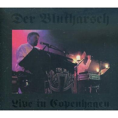 Der Blutharsch LIVE IN COPENHAGEN CD