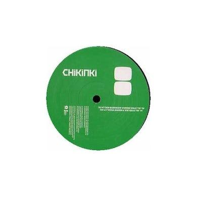 Chikinki ALL EYES Vinyl Record