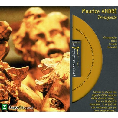 Maurice Andre TROMPETTE BAROQUE CD