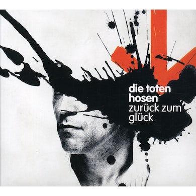 Die Toten Hosen ZURUECK ZUM GLUCK CD