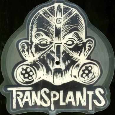 The Transplants GANGSTERS & THUGS PT. 1 Vinyl Record - UK Release