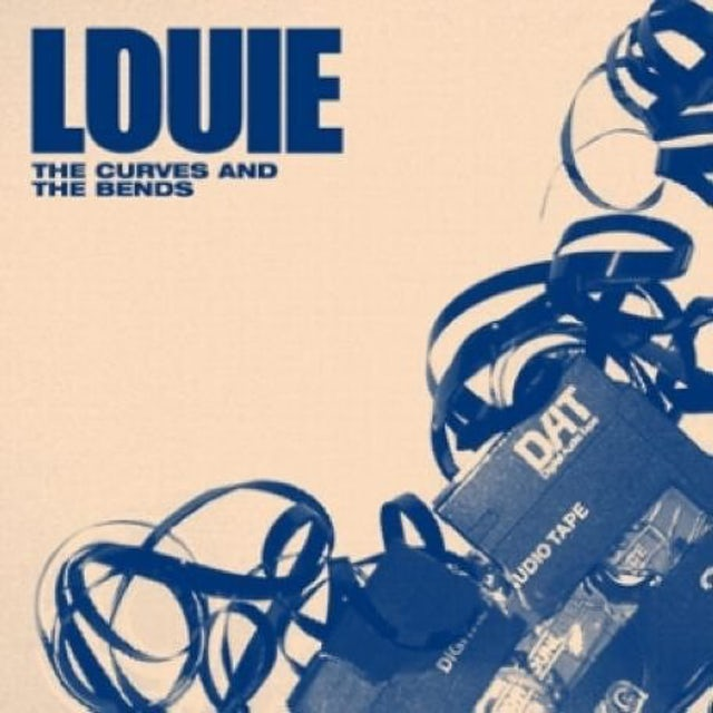 Louie CURVES & THE BENDS Vinyl Record