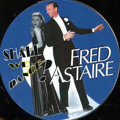 Fred Astaire SHALL WE DANCE? CD