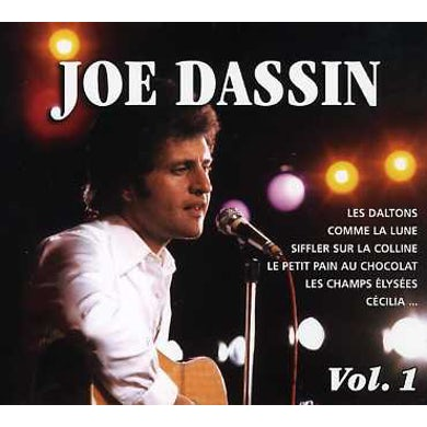 Joe Dassin VOL. 1-PLUS GRANDES CHANSONS CD