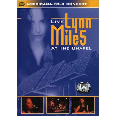 LIVE AT THE CHAPEL DVD