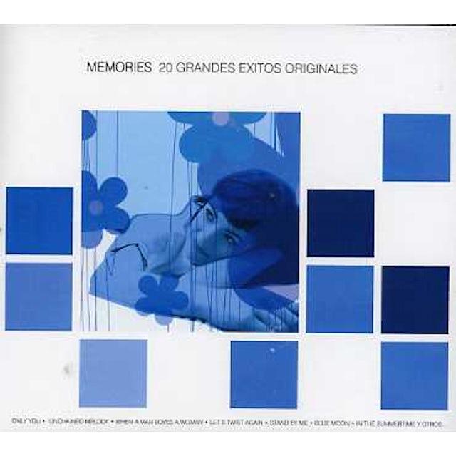 MEMORIES-20 ORIGINAL GREATEST HITS CD