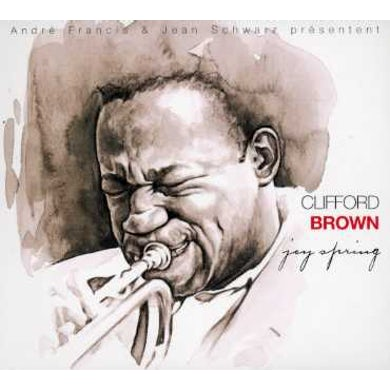 Clifford Brown JOY SPRING CD