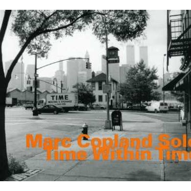 Marc Copland TIME WITHIN TIME CD