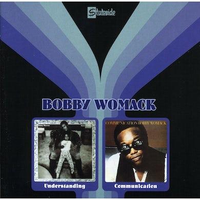 Bobby Womack UNDERSTANDING/COMMUNICATION CD
