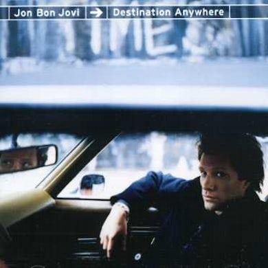 Bon Jovi DESTINATION ANYWHERE CD