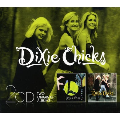 The Chicks FLY / WIDE OPEN SPACES CD