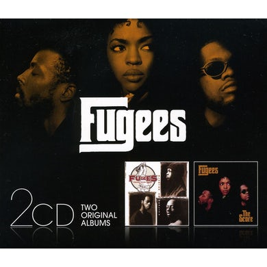 Fugees BLUNTED ON REALITY/SCORE CD