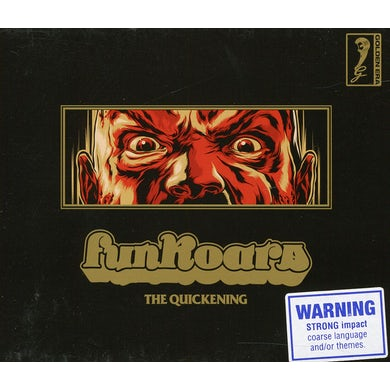 Funkoars QUICKENING CD