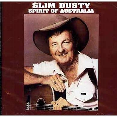 Slim Dusty SPIRIT OF AUSTRALIA CD