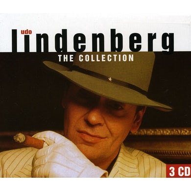 Udo Lindenberg 3 CD-BOX THE COLLECTION CD
