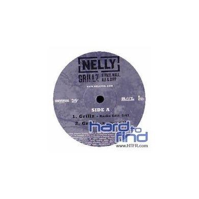 Nelly GRILLZ Vinyl Record