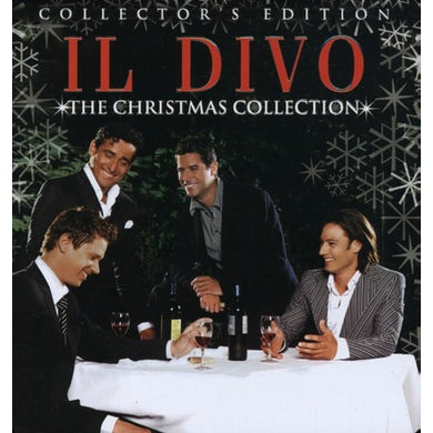 Il Divo CHRISTMAS COLLECTION-SPECIAL EDITION TIN CD