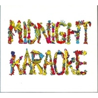 Midnight Mike MIDNIGHT KARAOKE Vinyl Record
