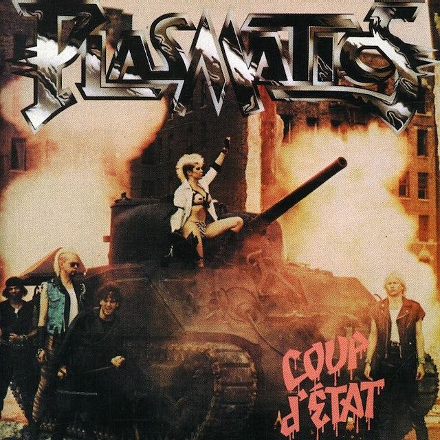 Plasmatics COUP D'ETAT S.E. CD