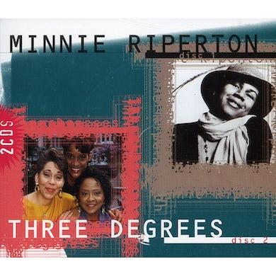 MINNIE RIPERTON & THREE DEGREES CD