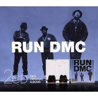 Run DMC KING OF ROCK/TOUGHER THAN LEAT CD