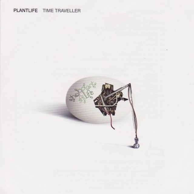 Plantlife TIME TRAVELLER CD