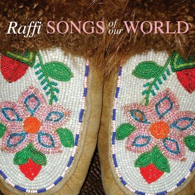 Raffi SONGS OF THE WORLD CD