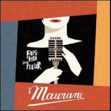 Maurane FAIS-MOI UNE FLEUR CD