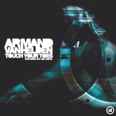 Armand Van Helden TOUCH YOUR TOES Vinyl Record