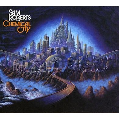Sam Roberts CHEMICAL CITY CD