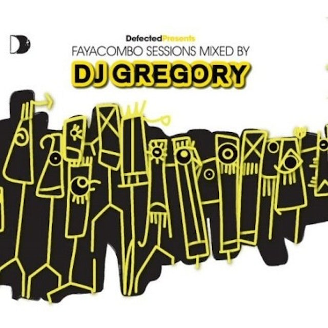 DEFECTED PRESENTS DJ GREGORY / VAR Vinyl Record