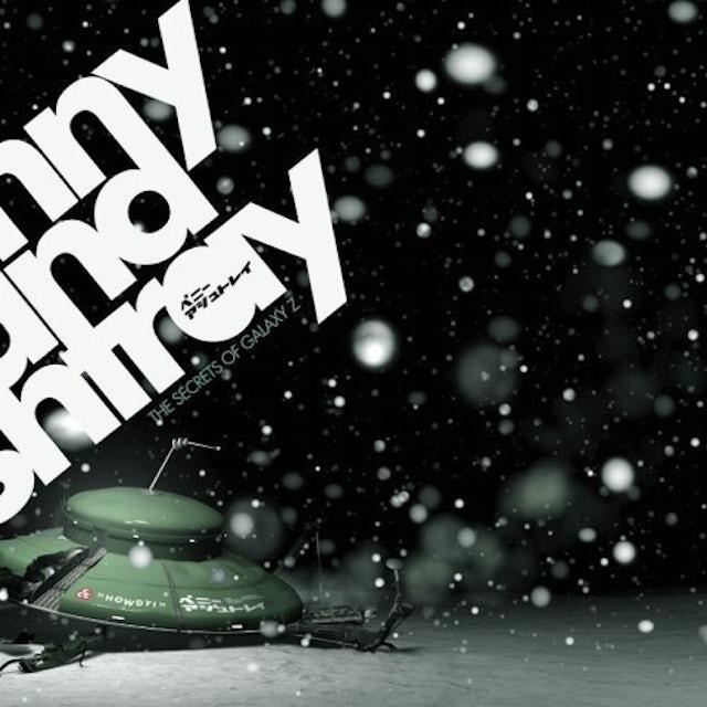 Penny & Ashtray SECRETS OF GALAXY Vinyl Record