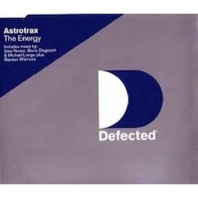 Astrotrax ENERGY Vinyl Record