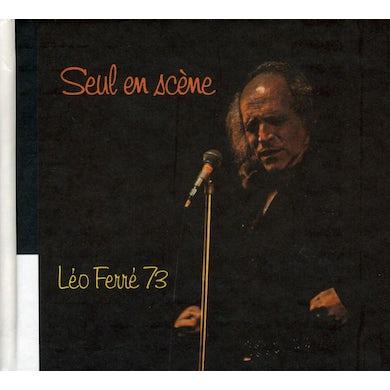 Leo Ferre SEUL EN SCENE CD