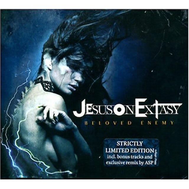 Jesus on Extasy BELOVED ENEMY LTD.EDITION CD