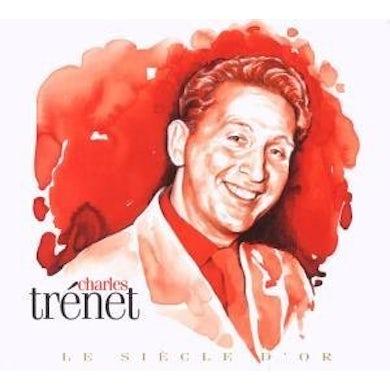 Charles Trenet SIECLE D'OR CD