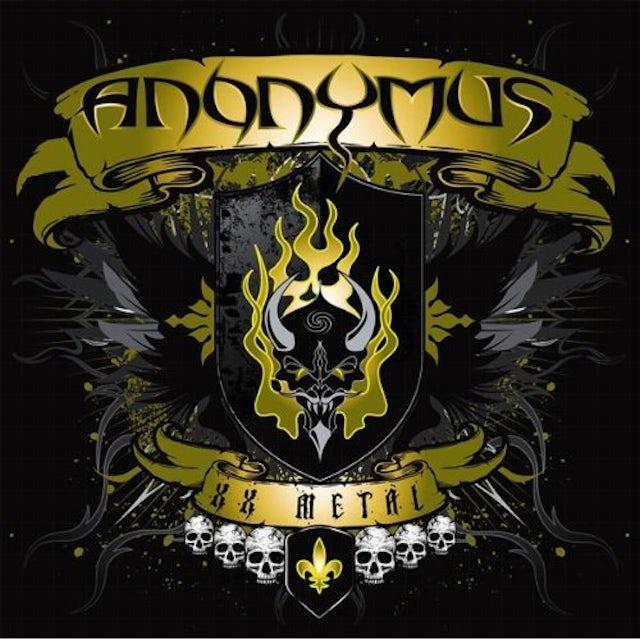 Anonymus XX METAL CD