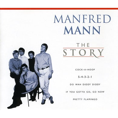 Manfred Mann STORY CD