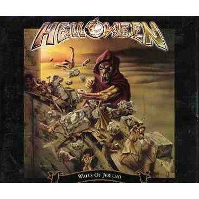 Helloween WALL OF JERICHO CD