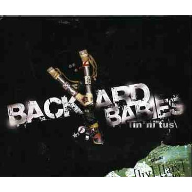 Backyard Babies TINNITUS/LIVE IN PARIS CD