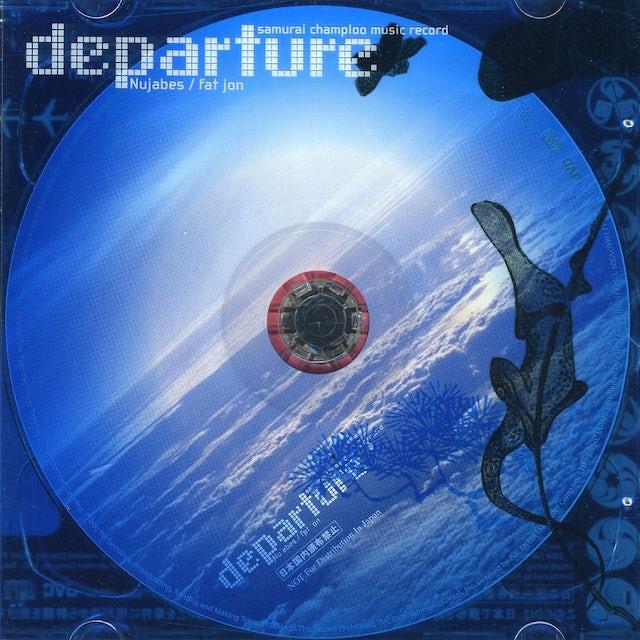 Various Artists SAMURAI CHAMPLOO CD