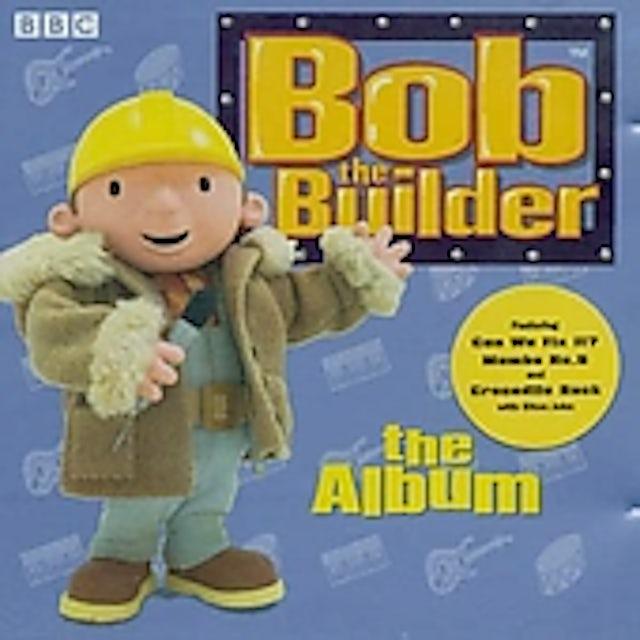 Bob the Builder ALBUM CD