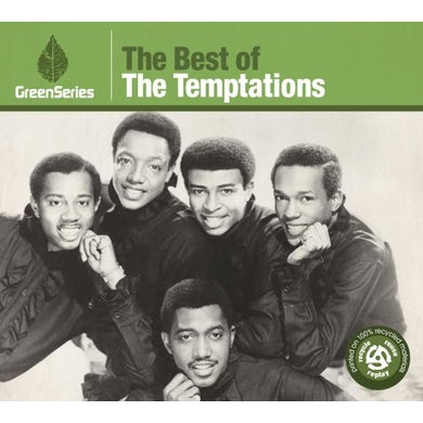 The Temptations BEST OF-GREEN SERIES CD